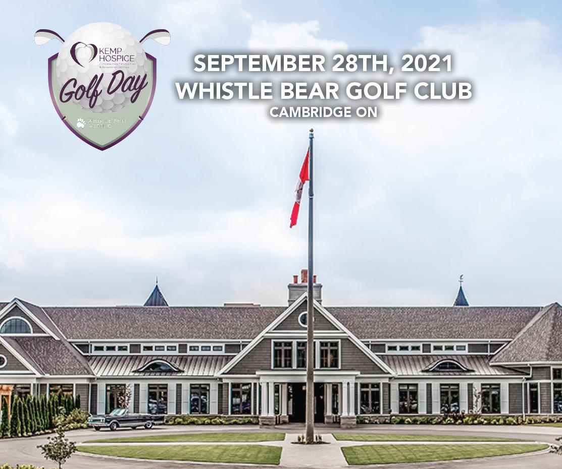 Golf Day September 28, 2021