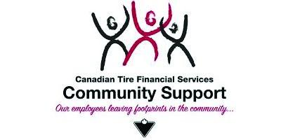 Canadian Tire Financial Services Community Support