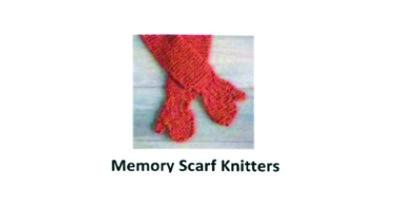 Memory Scarf Knitters